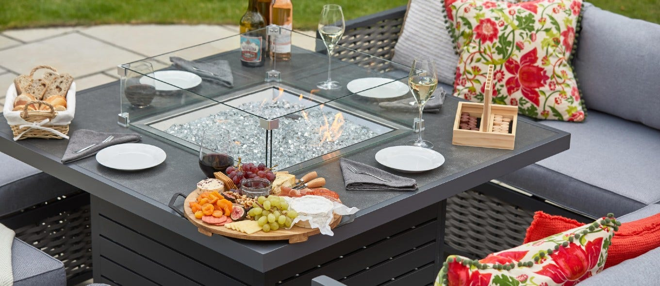 Enjoy alfresco dining more than ever with this years Moda summer sale!