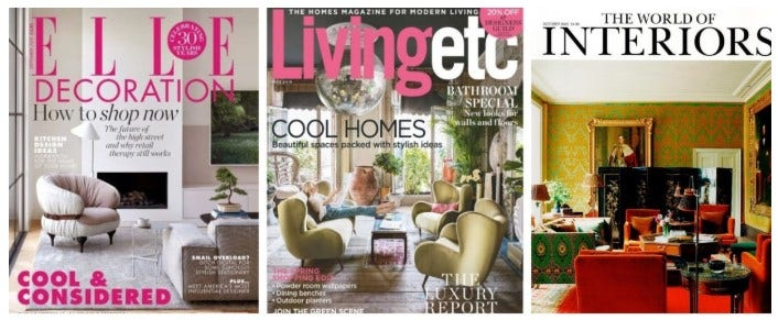 Get Inspired With 12 of the Best Interior Design Magazines