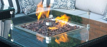 Lava Rock for Square Burner