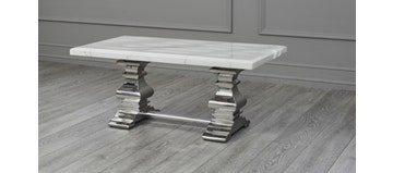 Warwick Coffee Table White