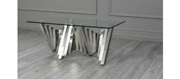 Matrix Coffee Table Glass