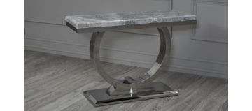 Kingston Console Table Grey