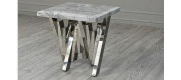 Matrix Side Table Grey