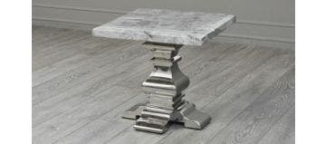 Warwick Side Table Grey
