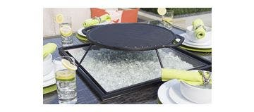 BBQ Griddle for Square griddle (1 in a box)