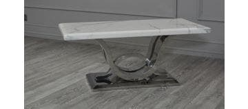 Uxbridge Coffee Table White