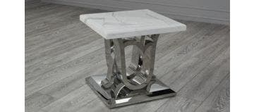 Uxbridge Side Table White