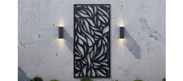 Karina Large 8mm Thick Decorative Screen (Individually Sold)