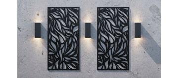 Karina Medium 8mm Thick Decorative Screen (Individually Sold)