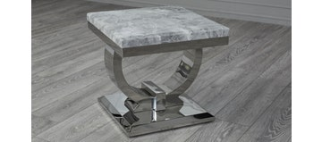 Kingston Side Table Grey