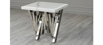 Matrix Side Table White