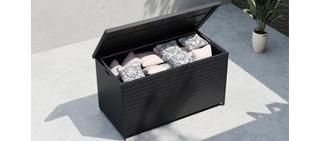ALUMINIUM LARGE STORAGE BOX