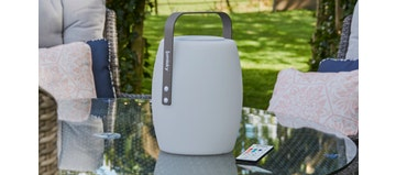 LUCY Outdoor Bluetooth L.E.D Speaker (Outdoor Electronics)