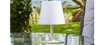 STANDY MINI CREAM Table Lamp (Outdoor Electronics)
