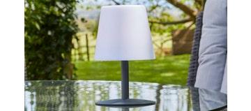 STANDY MINI DARK Table Lamp (Outdoor Electronics)
