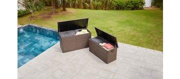 Matching Rattan Small Storage Box