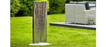 Oasis Outdoor Water Feature