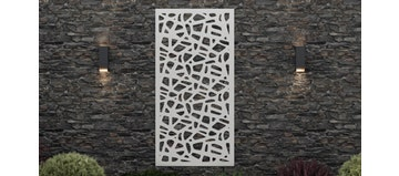 Puzzle Large 8mm Thick Decorative Screen (Individually Sold)