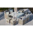 Sky Cubo - 4 Seat Dining Set