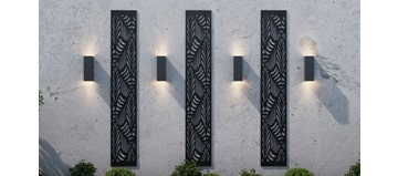 Willow Small 8mm Thick Decorative Screen (Individually Sold)